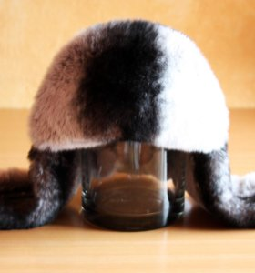 Шапка ушанка зимняя БАРИ