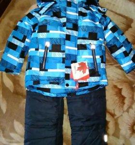 Новый зимний костюм!