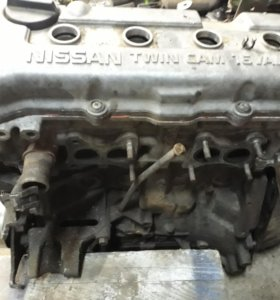 Двигатель (двс) GA16 Nissan Almera N15