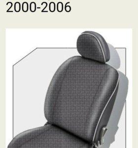 Чехлы на Rav4 2000-2006 г.