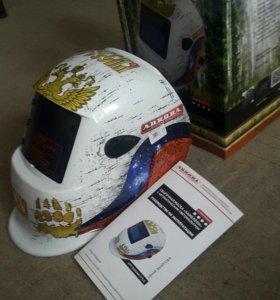 Сварочный шлем(хамелеон )