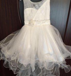 Эксклюзивное платье на маленькую принцессу