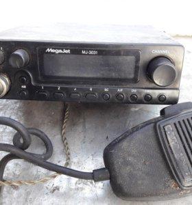 Радиостанция Мегаджет 3031