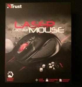 Игровая мышь LASER GXT 33