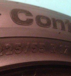 Continental Conti Winter Contact 225-55-17 97H