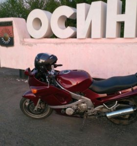 Мотоцик кавасаки