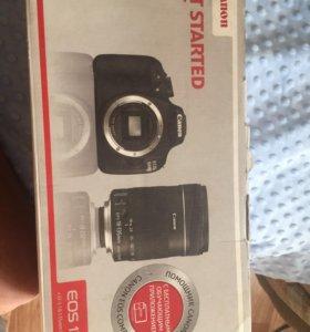 Фотоаппарат профессиональный Canon 1200 D