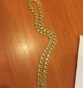 Цепочка золотая
