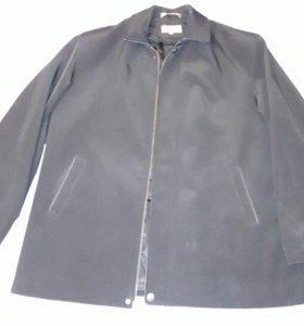 Куртка демисезонная, размер 60