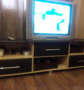 под телевизор подставка