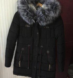 Зимняя куртка,пуховик!