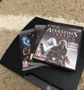 PlayStation3 обмен на ноут  можно с доплатой