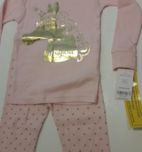 Продам пижаму Carter's 1-2 года