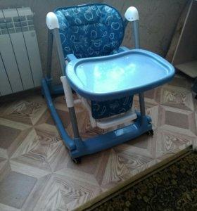 Детский стульчик для кормления Capella Welfun