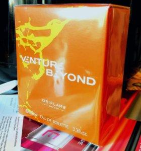 Туалетная вода для мужчин Venture Beyond.