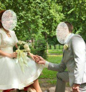 Свадебное платье + 🎁