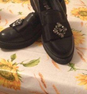 Новый туфли торг