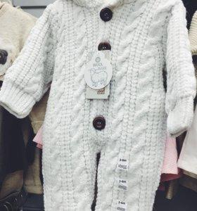 Комбинезон детский, холодная осень-весна