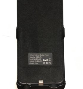 Чехол аккумулятор для iPhone6/6S