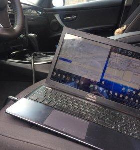 Обновление Программного Обеспечения на BMW и Mini
