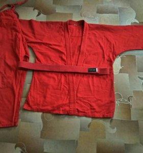 Красное кимоно (42-44 | 155)