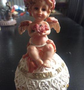 Шкатулка Ангел