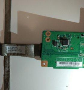 Звуковая карта с ноутбука Lenovo B560