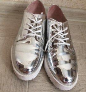 Ботинки бершка