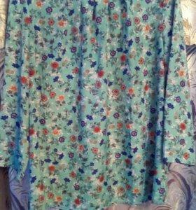 Новая блузка 52