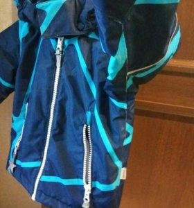 Куртка зимняя reima для мальчика
