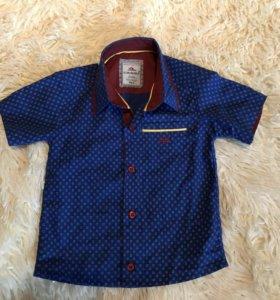 Рубашка р.74-80