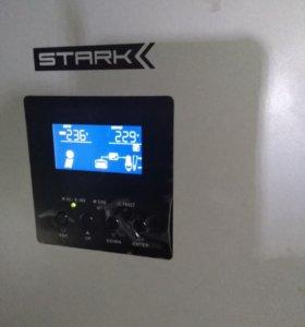 Солнечный инвертор, зарядное устройство