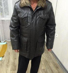 Куртка мужская зимняя 52