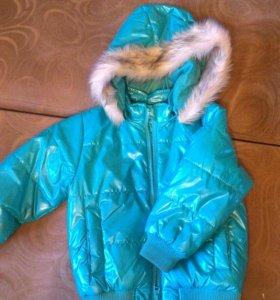Детская куртка . Финская.
