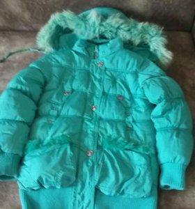 Куртка детская зимняя KikQ