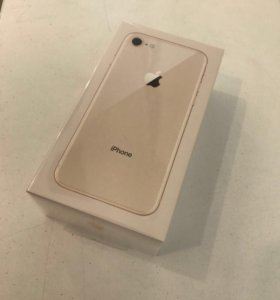 iPhone 8, 64gb, Gold