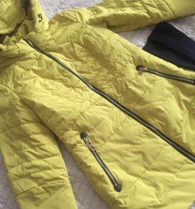 Куртка осень можно обмен