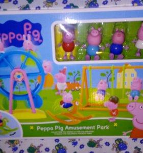 Пеппа - игровой набор детская площадка