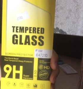 Продам стекло защитное на айфон 6 6s