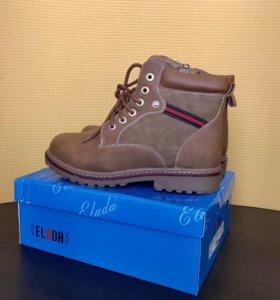 💥Новые женские зимние ботинки высокого качества🔝