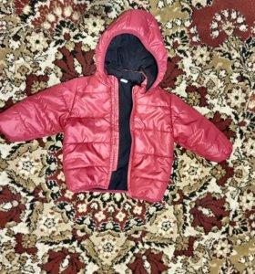 Куртка детская .
