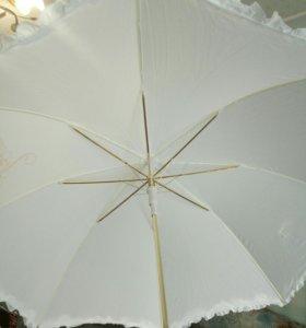 Свадебный зонт Sponsa