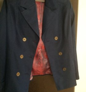 Куртка пиджак тренчкот женский