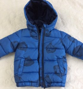 Куртка на синтепон е( холодная осень, начало зимы)