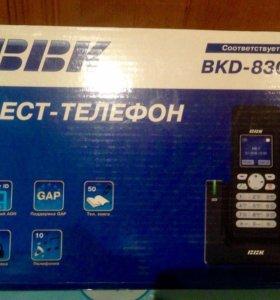 Радиотелефон ВВК