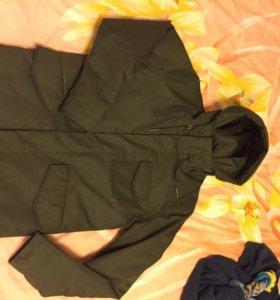 Зимняя новая мужская куртка