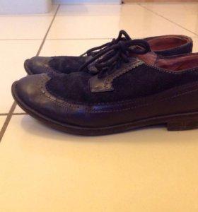 Ботинки для мальчика .Zara