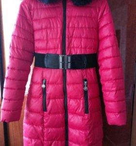 Куртка, пальто зимнее, синтепон