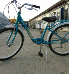 Велосипед FORWARD GRACE подросковый,новый!