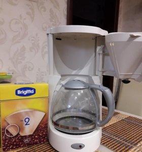 Кофеварка Bosh капельного типа